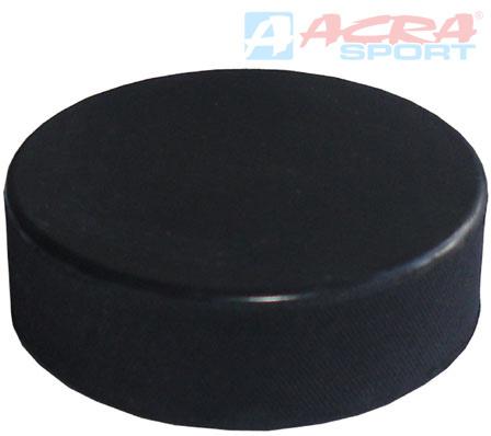 ACRA Hokejový puk malý junior senior 6cm bez potisku 77df34d7bd