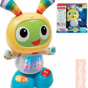 FISHER PRICE Beatbo didaktická hračka na baterie CZ Světlo Zvuk plast