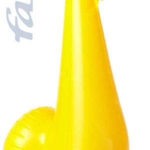 FATRA Žirafa nafukovací hračka 65 x 100 cm