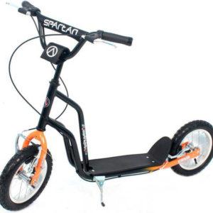 SEDCO Koloběžka dětská Spartan Sport Premium černo-oranžová