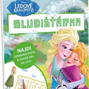 JIRI MODELS Bludišťárna Frozen (Ledové Království)