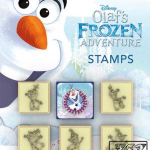 JIRI MODELS Razítka 5+1 Frozen (Ledové Království)