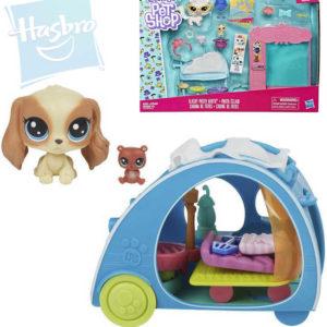 HASBRO LPS Littlest Pet Shop tématický set se zvířátkem 2ks 2 druhy