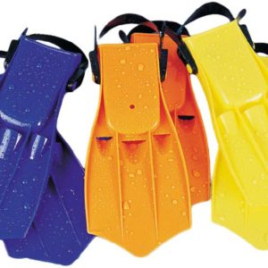 BESTWAY Ploutve nazouvací juniorské 1 pár vel. 41-46 do vody 3 barvy