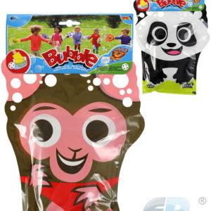 EP line Bubbles zábavné rukavice s bublifukem na tvorbu bublin zvířátko 8 druhů