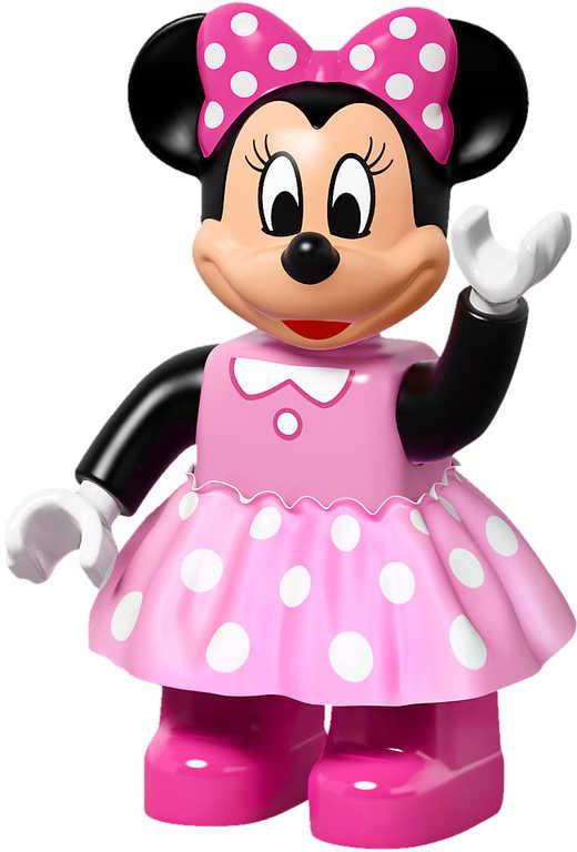 Lego Duplo Butik Minnie Mouse 10844 Stavebnice Dětská Hračka