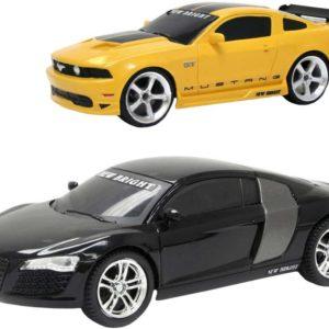 RC Auto sportovní New Bright 1:24 na dálkové ovládání 40MHz na baterie