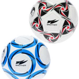 Brother míč dětský fotbalový 280g na kopanou vel.5 šitý 2 barvy