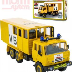 MONTI SYSTÉM MS12.1 Tatra 815 Veřejná bezpečnost VB 1:48 STAVEBNICE