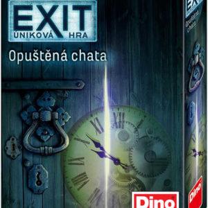 DINO Hra úniková exit Opuštěná chata *SPOLEČENSKÉ HRY*