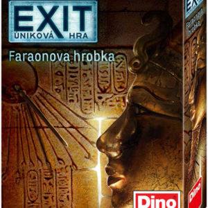 DINO Hra úniková exit Faraonova hrobka *SPOLEČENSKÉ HRY*