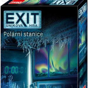 DINO Hra úniková Exit - Polární stanice *SPOLEČENSKÉ HRY*
