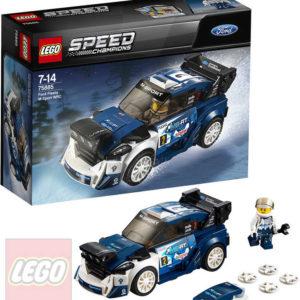 LEGO SPEED Champions Ford Fiesta M-Sport WRC 75885 STAVEBNICE