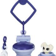 HASBRO LPS Littlest Pet Shop přívěsek zvířátko s domečkem různé druhy plast
