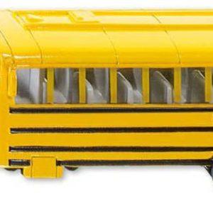 SIKU Autobus školní americký Žlutý KOV + PLAST
