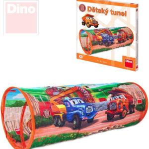 DINO Tunel Tatra 45x45x130cm dětské prolézadlo
