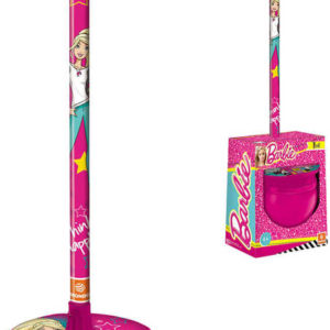 SEDCO Míč skákací T-Ball s držadlem Barbie