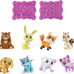 Sparkle Girlz zvířátko set s dečkou a brožurkou plast různé druhy