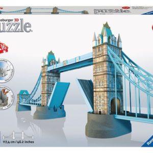 RAVENSBURGER Puzzle 3D Tower Bridge 216 dílků