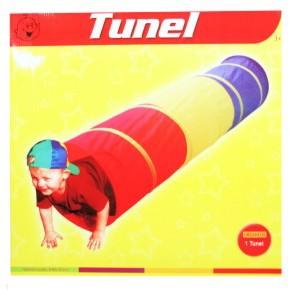 Tunel rovný prolézací dětský 180 x 48 cm