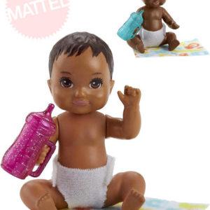 MATTEL BRB Barbie miminko set panenka s doplňky 6 druhů