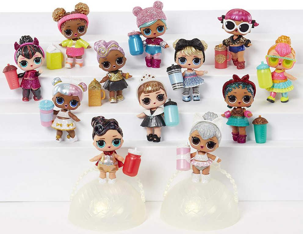 ... L.O.L. Surprise Glam Glitter třpytková panenka s doplňky v kouli 7  překvapení ... 3700ab21d1