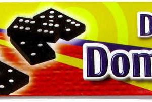 DŘEVO Domino barevné * DŘEVĚNÉ HRAČKY *