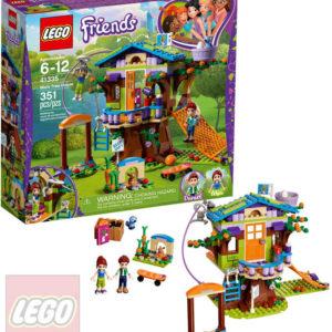 LEGO FRIENDS Mia a její domek na stromě STAVEBNICE 41335