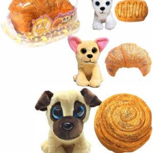 PLYŠ Štěňátko Sweet Pups vonící v krabičce 12 druhů *PLYŠOVÉ HRAČKY*