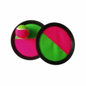 Hra LAMBÁDA 20 cm CATCH BALL na suchý zip