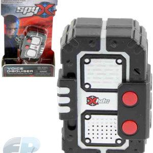 EP line SpyX Měnič hlasu špionážní herní set tajný agent na baterie Zvuk