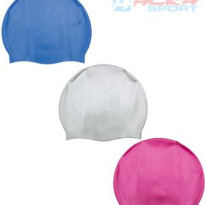 ACRA Koupací čepice GLIDE CAP unisex 3 barvy
