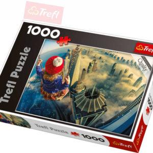 TREFL Puzzle premium Velké sny 68x48cm set 1000 dílků v krabici 10407