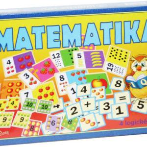HYDRODATA Hra Matematika * SPOLEČENSKÉ HRY *
