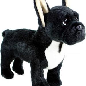 PLYŠ Pes francouzský buldoček 30cm stojící *PLYŠOVÉ HRAČKY*