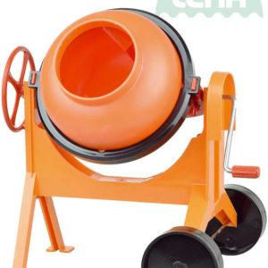 LENA Míchačka stavební oranžová plast 5004