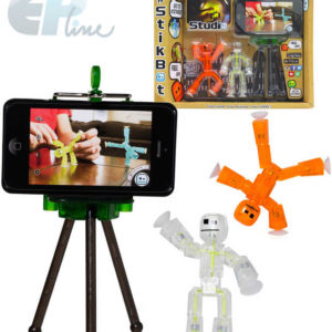 EP line Stikbot akční figurka plastová set 2 figurky + stativ