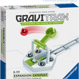 RAVENSBURGER Stavebnice GraviTrax Katapult rozšíření ke kuličkové dráze