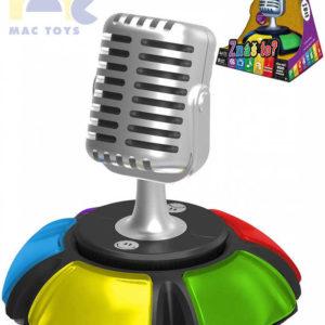 MAC TOYS HRA Vědomostní Znáš to? 400 otázek CZ mikrofon na baterie Zvuk