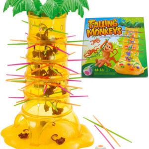Hra Padající opičky (Neposedné opičky)