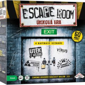 ADC HRA Úniková Escape Room *SPOLEČENSKÉ HRY*