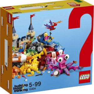 LEGO CLASSIC Dno oceánu 10404 STAVEBNICE
