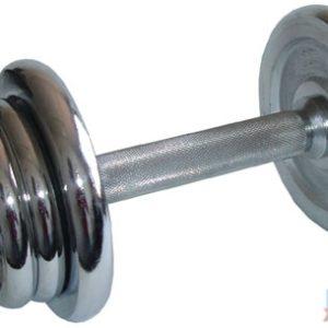 ACRA Činka jednoruční 1 x 6 kg chromovaná