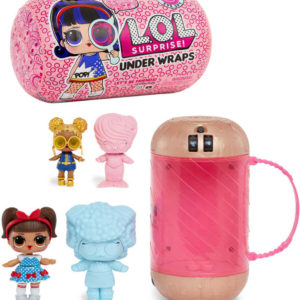 L.O.L. Surprise set dekodér s panenkou a doplňky v kabelce 15 překvapení