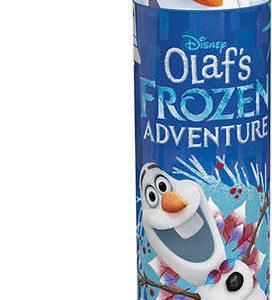 JIRI MODELS Pastelky set 12ks v tubě Olaf Frozen (Ledové Království)