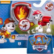 SPIN MASTER Figurka plastová Tlapková Patrola akční batoh 6 druhů v sáčku