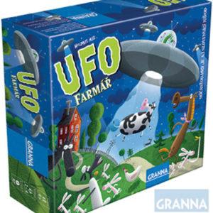 GRANNA Hra Ufo Farmář *SPOLEČENSKÉ HRY*