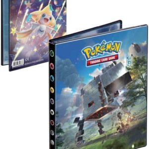 ADC HRA Pokémon SM7 Celestial Storm album sběratelské A5 pro 80 karet