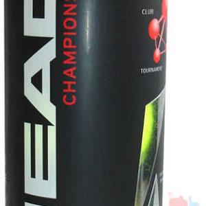 ACRA Míčky tenisové Head Championship set 3 ks v plastové dóze