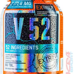 ACRA Extrifit V 52 Vita Complex Forte 60 tbl výživový doplněk pro sportovce